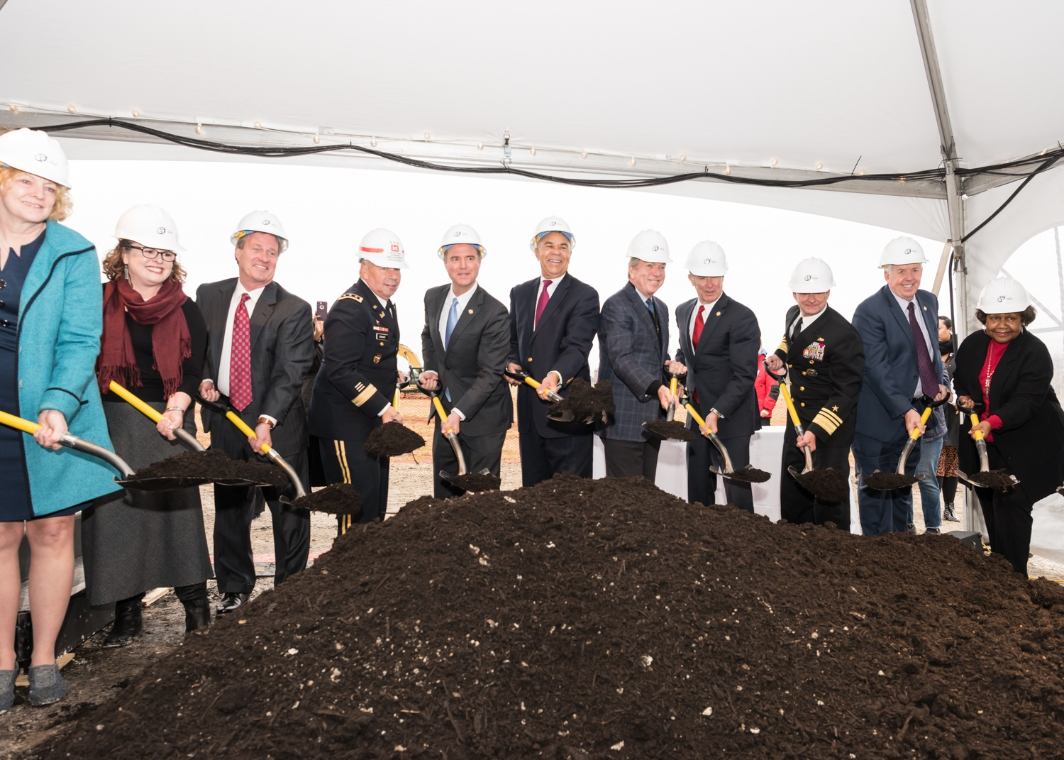 Vision for St. Louis Geospatial Intelligence Hub Advanced with NGA Groundbreaking - GISuser.com