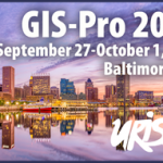 Presentation Proposals Invited for GIS-Pro 2020 in Baltimore