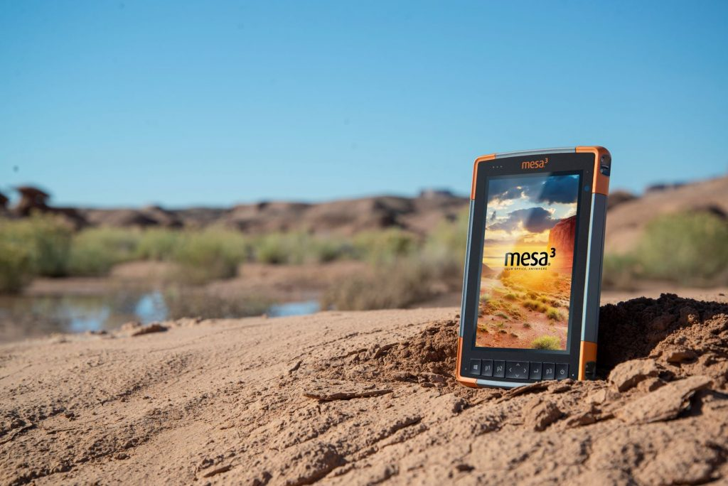 Rugged Tablet by Juniper Systems