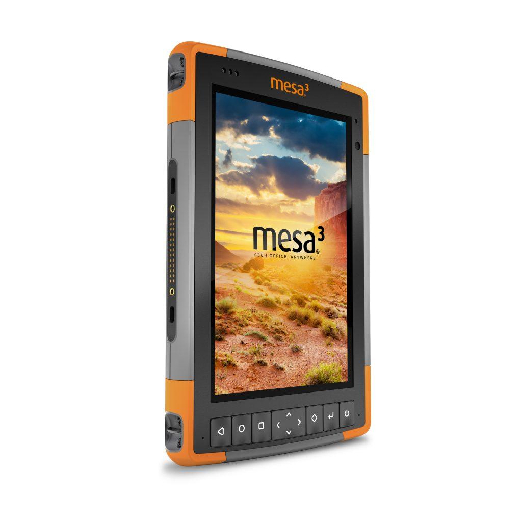 Mesa 3 Rugged Tablet Running Android