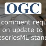 OGC seeks public comment on revision to TimeseriesML standard