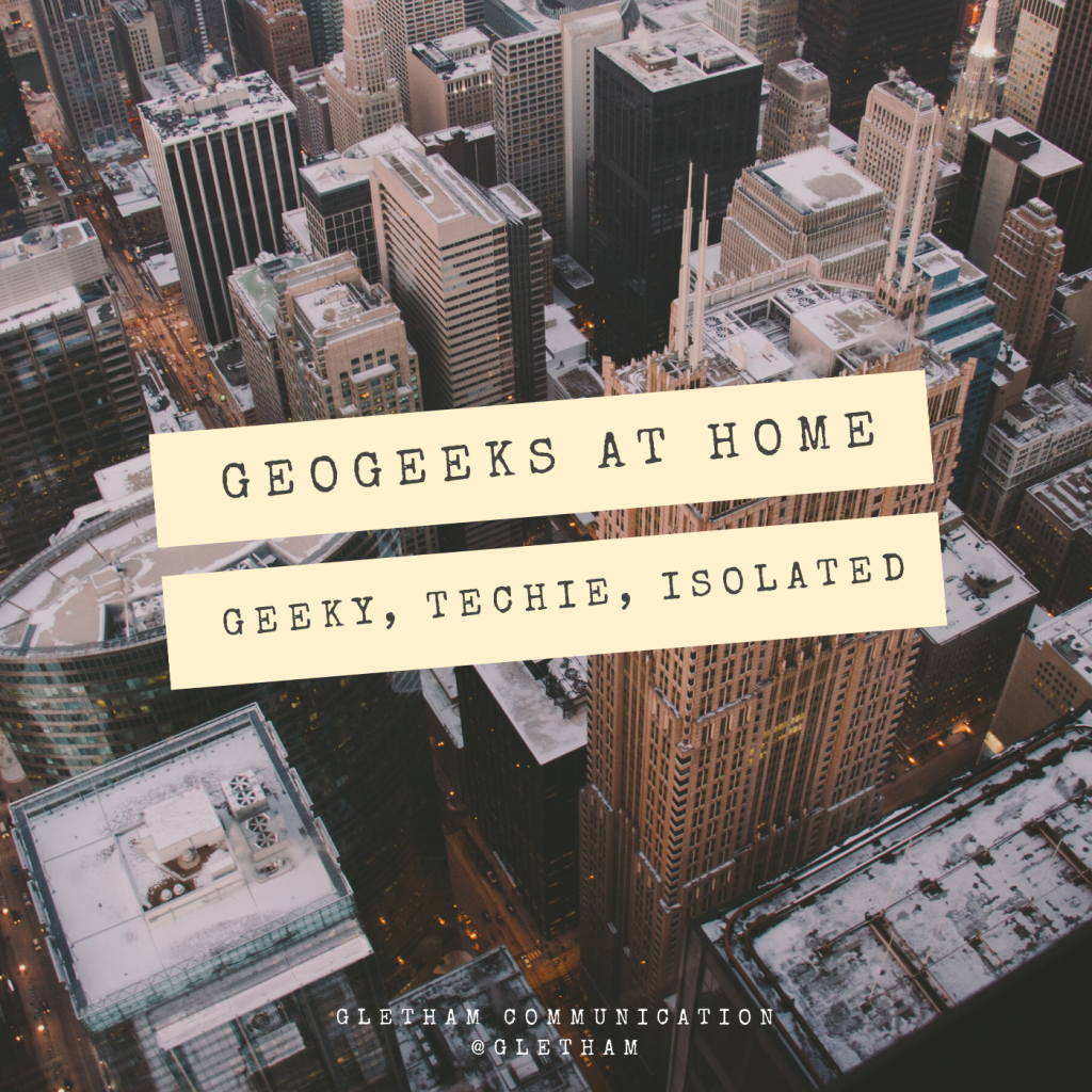 Geogeeks at home podcast
