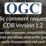 OGC seeks public comment on Version 1.2 of CDB Standard for use in modeling & simulation