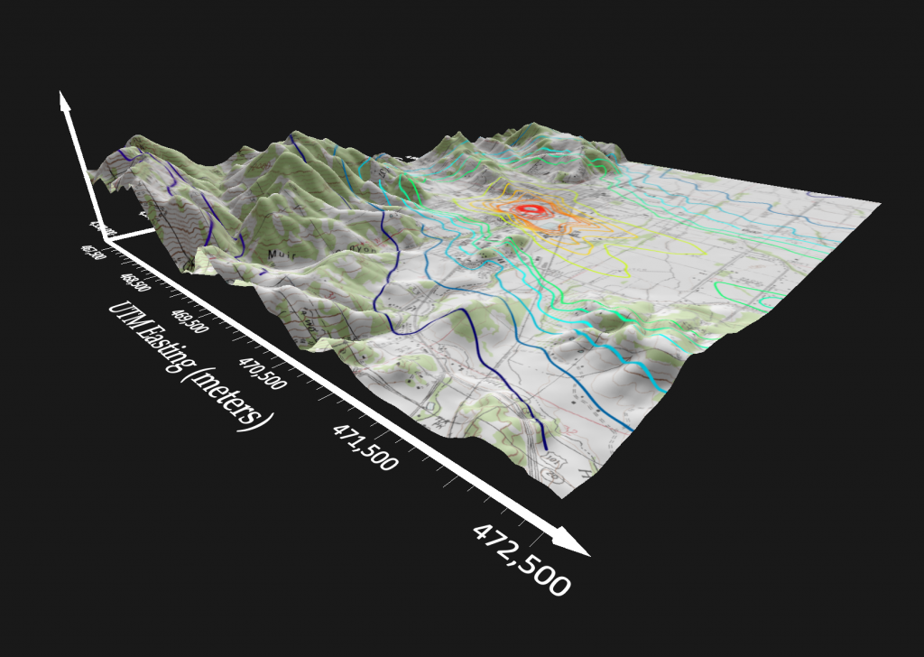 3D Views may be exported to a variety of high-resolution image formats