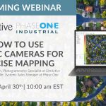 Webinar – How to Use Metric Cameras for Precise Mapping' on your social media platforms?