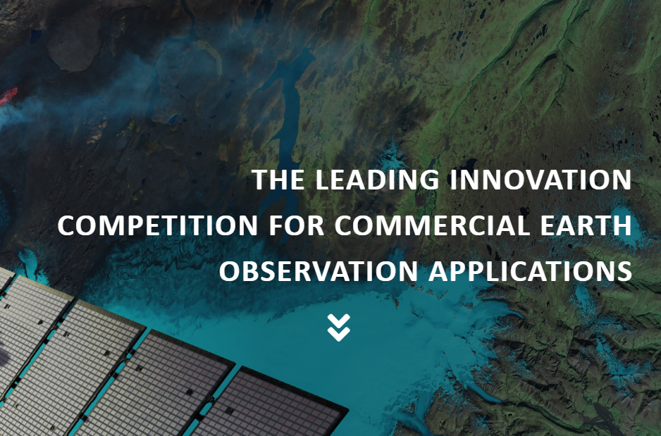 Copernicus Masters 2020 Submissions Open 1 April