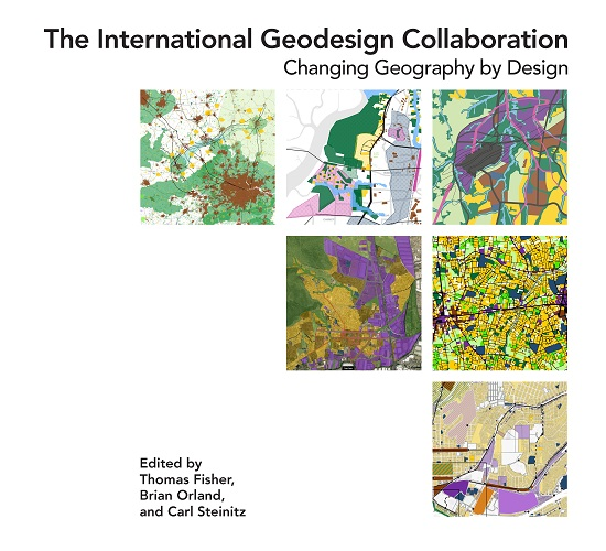 Esri Publishes The International Geodesign Collaboration