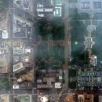 Satellite Imagery: Washington, DC and Black Lives Matter Street Mural