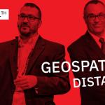 Geospatial Distancing Weekly
