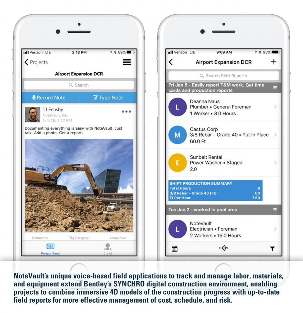 Advancing the Scope of Construction Digital Twins
