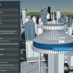 Cesium Adds Global Layer of 3D Buildings