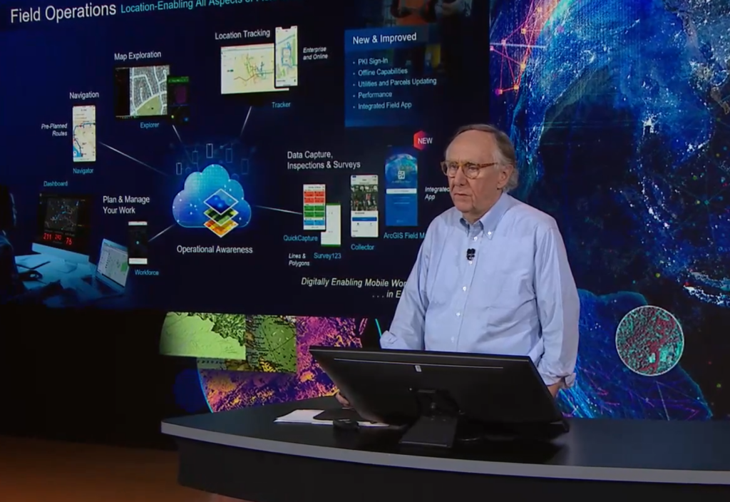 Esri Awards GIS Users for Innovation and Global Contribution