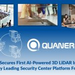 Quanergy Secures First AI-Powered 3D LiDAR Integration