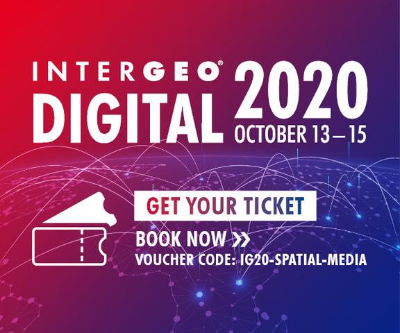 INTERGEO 2020 registration code