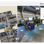 NavVis IndoorViewer 2.7: Taking the next step towards seamless virtual planning and communication