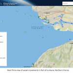 UP42 Adds exactEarth Ship Tracking Data to Geospatial Marketplace