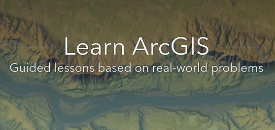 Learn ArcGIS