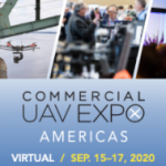 Commercial UAV Expo Americas Virtual Conference to Feature DRONERESPONDERS Public Safety UAS Content produced by AIRT