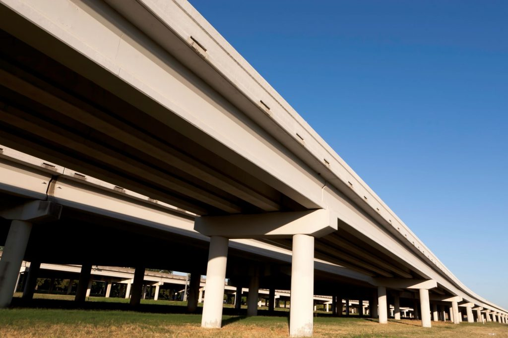 Fugro is performing site characterisation services in support of a major highway improvement project near Dallas, Texas