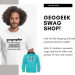 geogeek swag shop