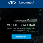 Webinar – Drone LiDAR and Photogrammetry Processing Made Easy