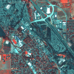 Maxar Satellite Imagery: Phoenix and Talent Oregon Wildfires