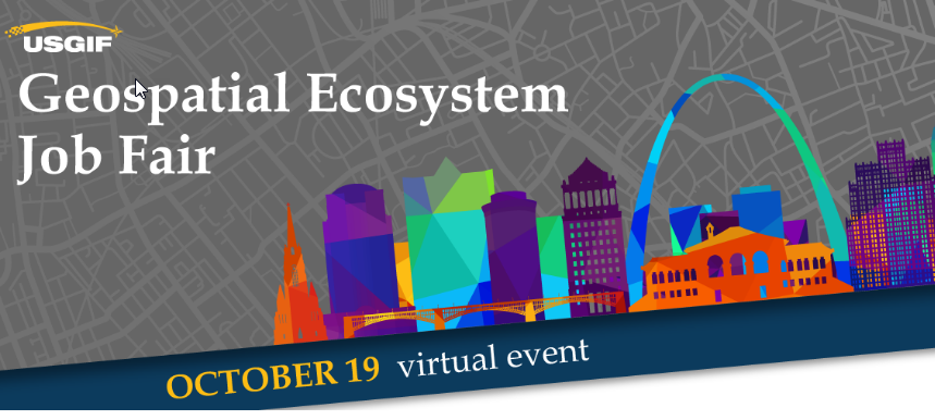 Geospatial Ecosystem Job Fair
