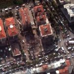 Satellite Imagery: Earthquake Recovery Operations in Izmir, Turkey @Maxar