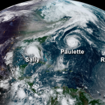 Record-breaking Atlantic hurricane season draws to an end