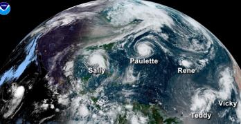 NOAA hurricane