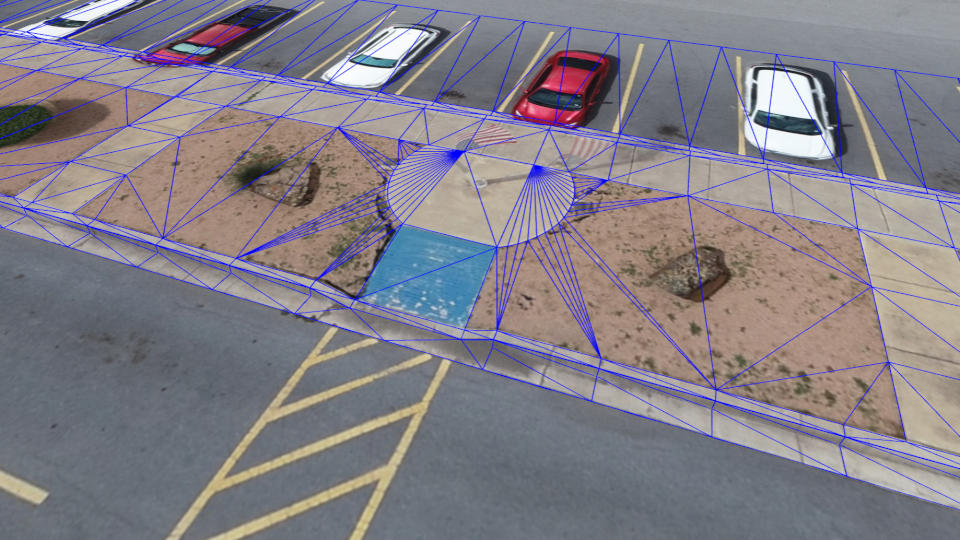 Virtual Surveyor Introduces Curb & Gutter Mapping
