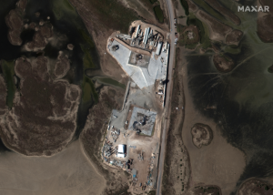 Satellite Imagery: SpaceX Starship Facilities, Boca Chica, Texas
