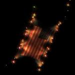 Nighttime Satellite Imagery from @Maxar: Inauguration Celebrations in Washington, DC