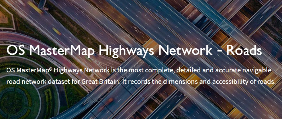 Scottish Street Gazetteer data added to OS MasterMap Highways Network