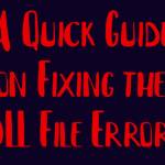 Urlmon.dll Error No More – A Quick Guide on Fixing the DLL File Error