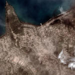 Satellite Imagery: St. Vincent and Ongoing Volcanic Eruptions