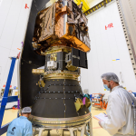 Norwegian Space Agency Announces Launch of NorSat-3 Maritime Tracking Microsatellite Built by Space Flight Laboratory (SFL)