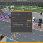 Sharing a Virtual Surveyor project externally to a collaborative team space.