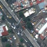Maxar Satellite Imagery: Train Derailment in Mexico City