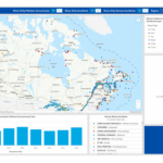 Clear Seas Launches Interactive Mapping Dashboard That Visualizes Marine Shipping Safety in Canada