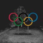 GeoSLAM Creates Olympic Rings Fly-through